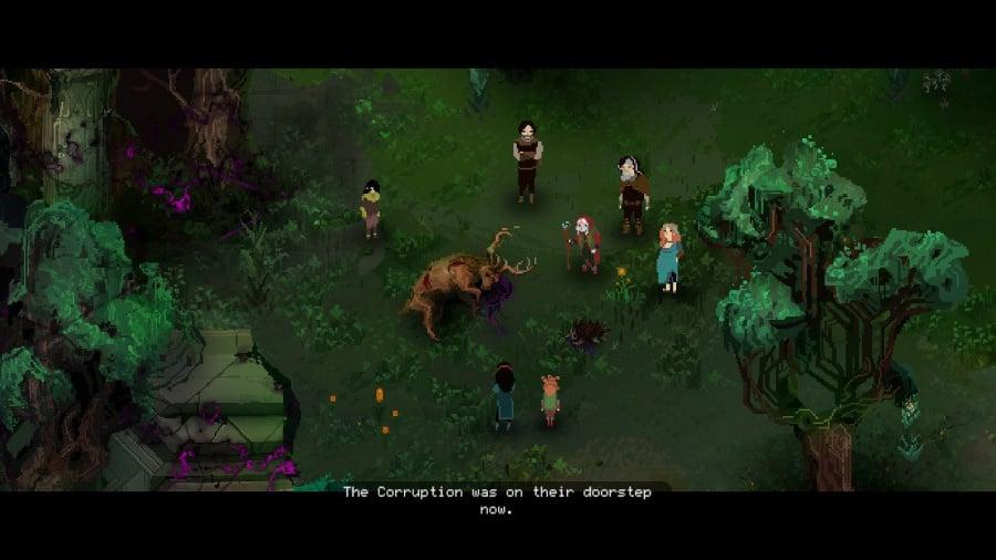 Children of Morta Review - Screenshot 3 of 6