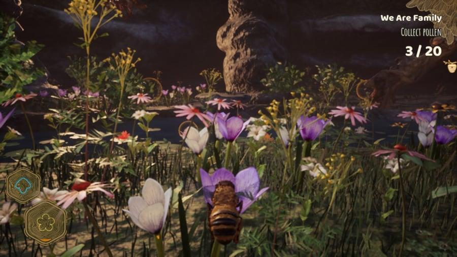 Bee Simulator Review - Screenshot 2 of 5