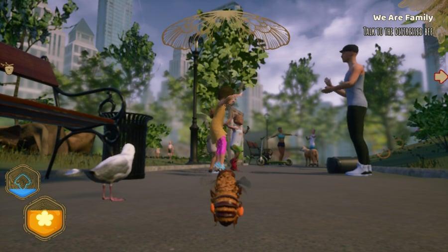 Bee Simulator Review - Screenshot 1 of 5