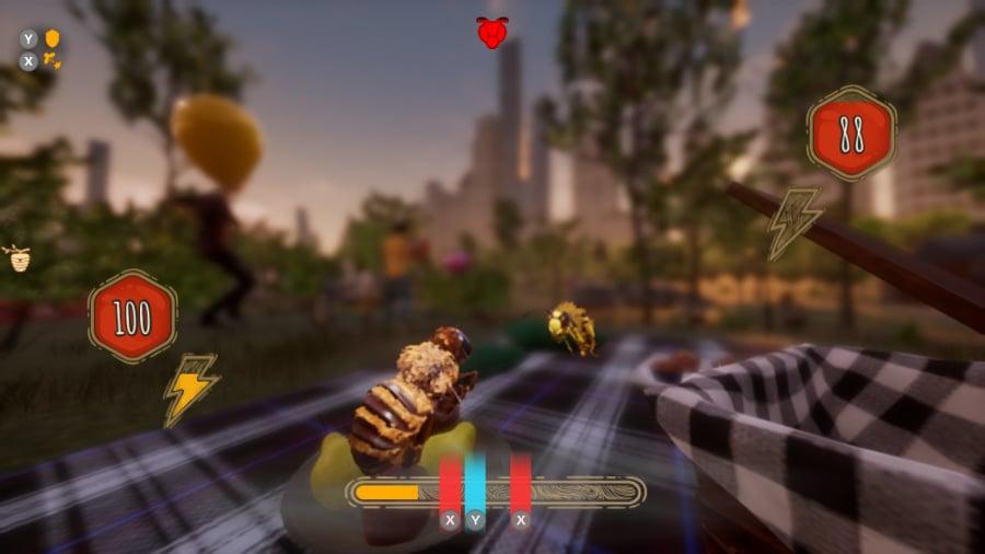 Bee Simulator Review - Screenshot 4 of 5