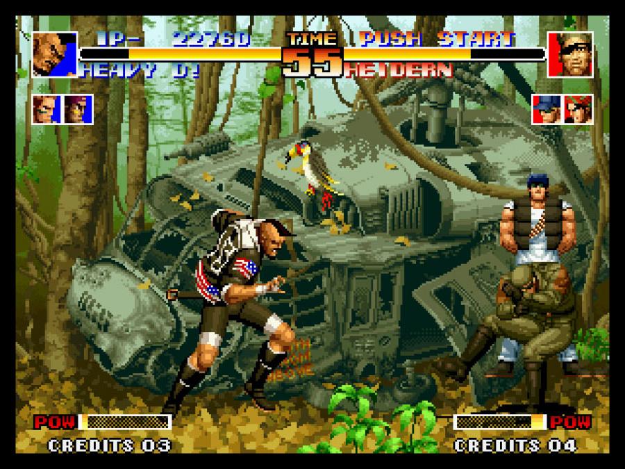 SNK Arcade Classics Vol. 1 Review - Screenshot 1 of 4