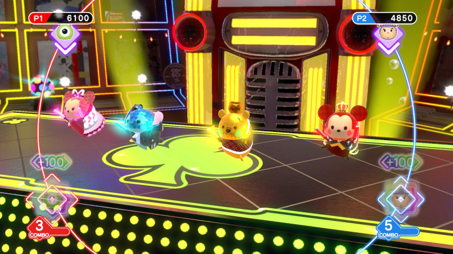 Disney Tsum Tsum Festival Review - Screenshot 4 of 5