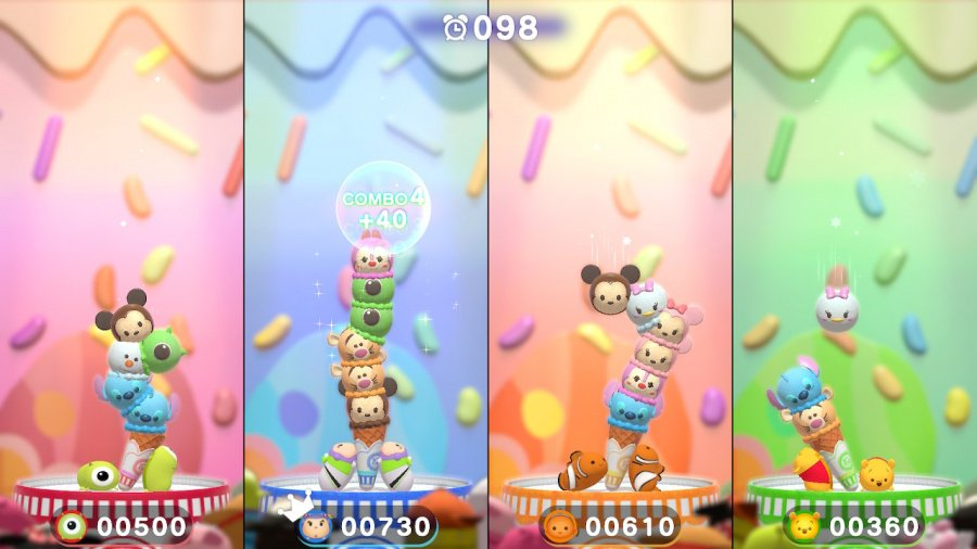 Disney Tsum Tsum Festival Review - Screenshot 3 of 5