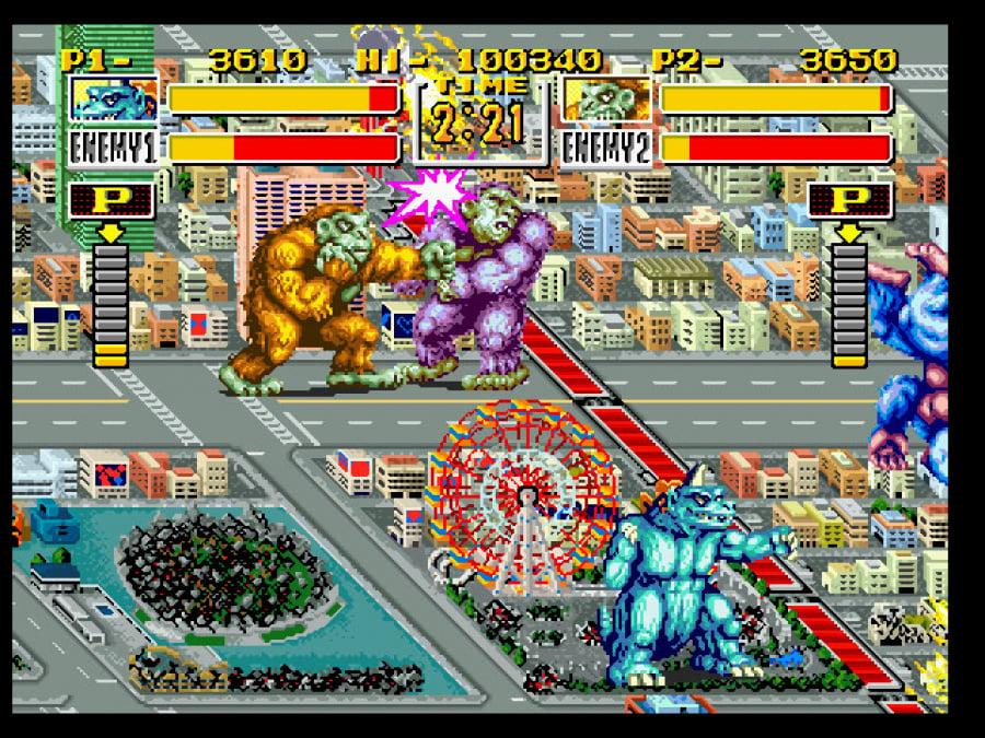 SNK Arcade Classics Vol. 1 Review - Screenshot 4 of 4