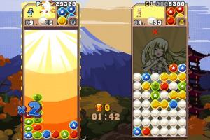 Raining Blobs Screenshot