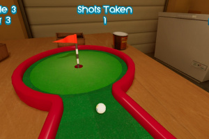 House of Golf Screenshot