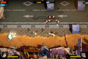 Monkey Barrels Screenshot