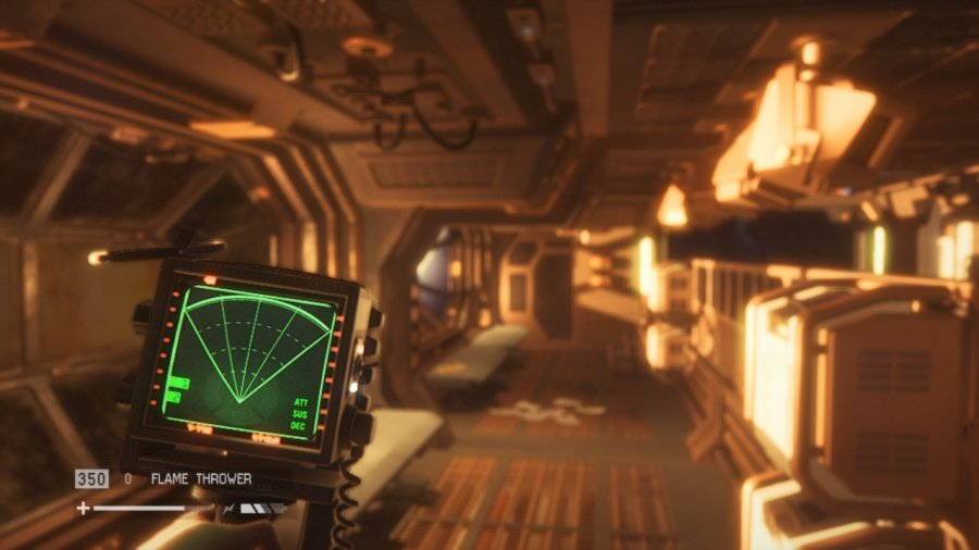 Alien: Isolation Review - Captura de pantalla 2 de 6