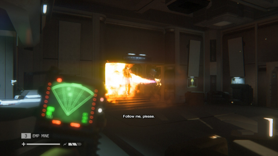 Alien: Isolation Review - Screenshot 6 of 6