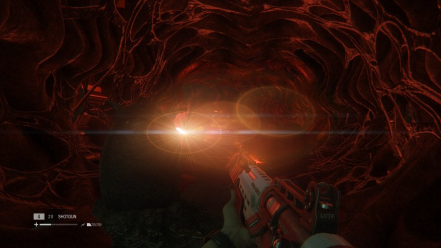 Alien: Isolation Review - Screenshot 1 of 6