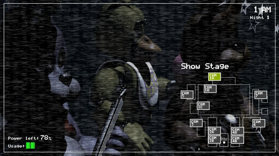 Five Nights at Freddy's Review - Screenshot 1 of 8