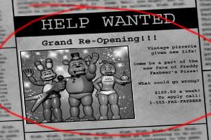 Five Nights at Freddy's 2 Screenshot