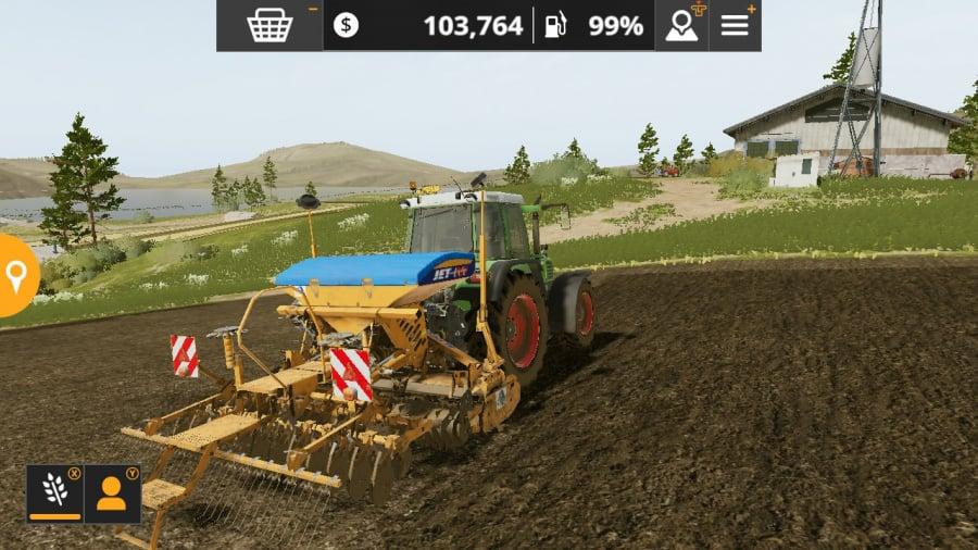 Farming Simulator 20 Review - Screenshot 1 of 5