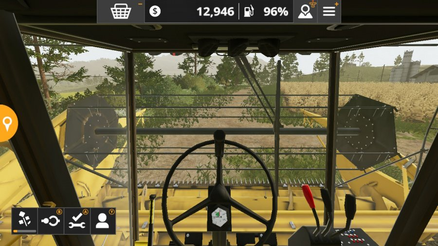 Farming Simulator 20 Review - Screenshot 1 of 5