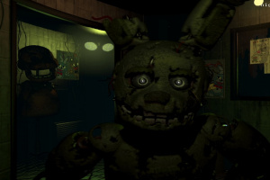 Five Nights at Freddy's 3 Screenshot