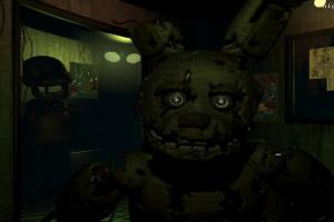 Five Nights at Freddy's 3 Screenshot