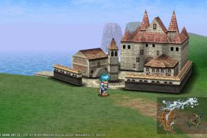 Star Ocean: First Departure R Screenshot