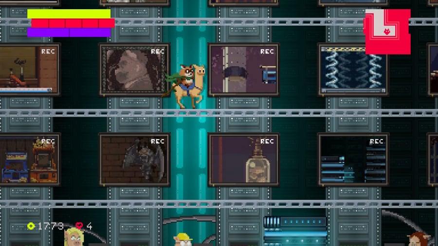 SuperEpic: The Entertainment War Review - Screenshot 1 of 5