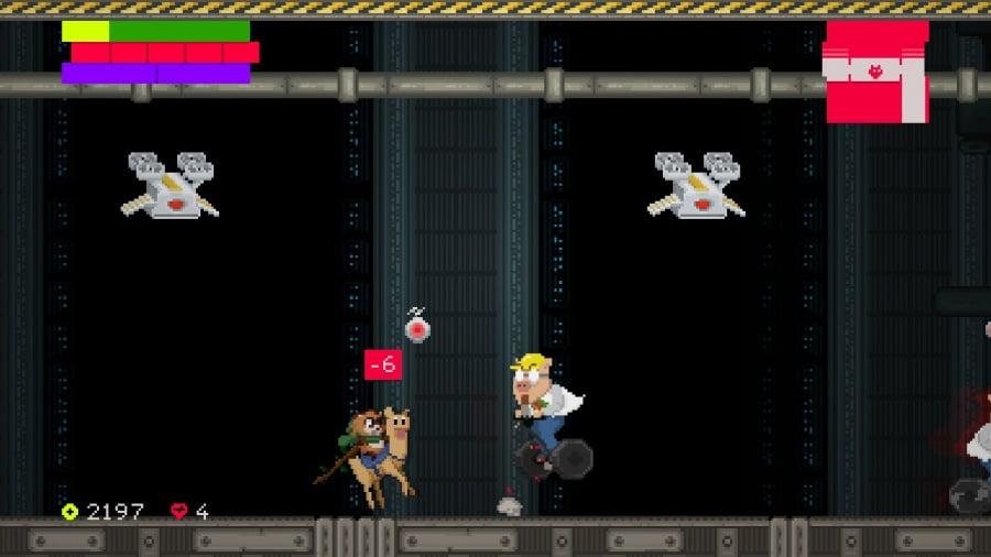 SuperEpic: The Entertainment War Review - Screenshot 2 of 5