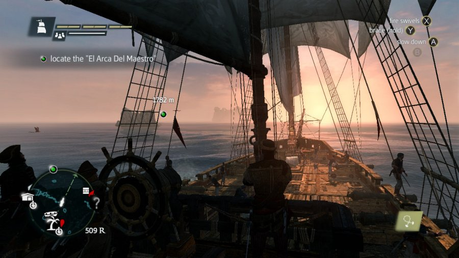 Assassin's Creed: The Rebel Collection Review - Screenshot 5 of 6