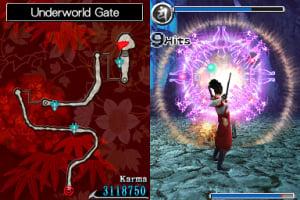 Ninja Gaiden: Dragon Sword Screenshot