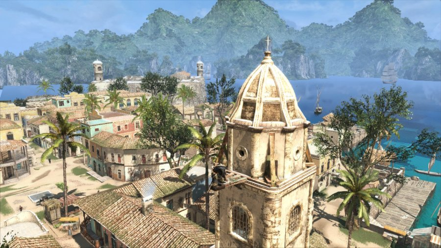 Assassin's Creed: The Rebel Collection Review - Screenshot 2 of 6