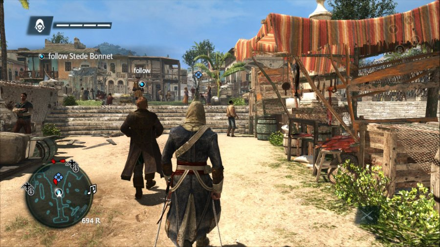 Assassin's Creed: The Rebel Collection Review - Screenshot 1 of 6