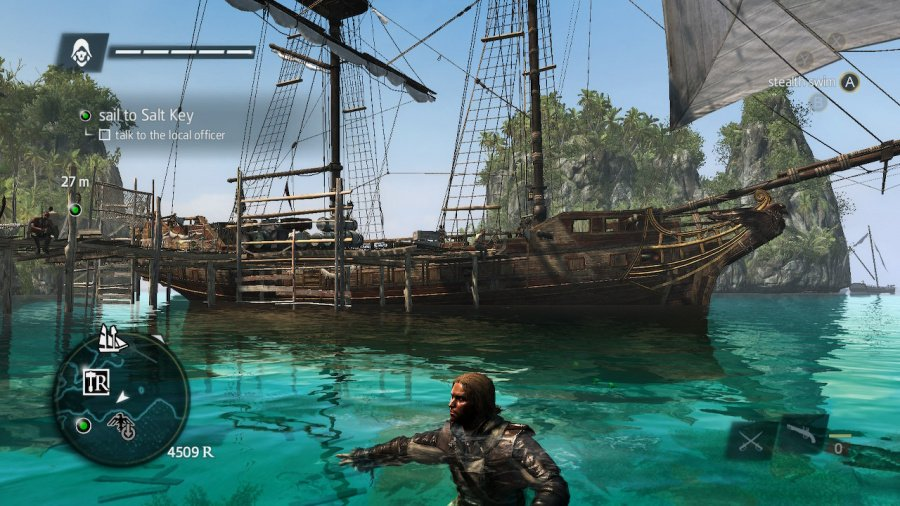Assassin's Creed: The Rebel Collection Review - Screenshot 4 of 6