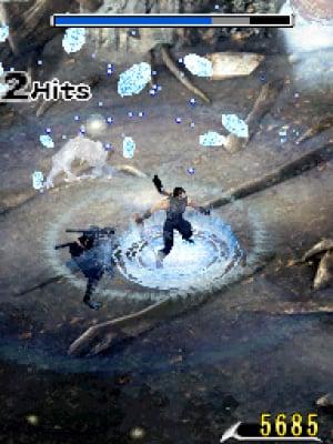 Ninja Gaiden: Dragon Sword Review - Screenshot 3 of 3
