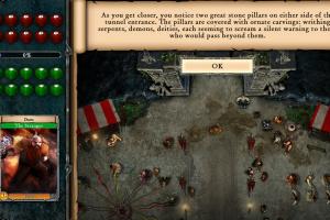 Deathtrap Dungeon Trilogy Screenshot
