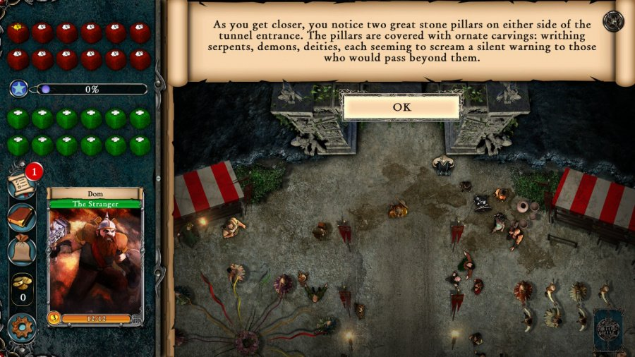 Deathtrap Dungeon Trilogy Review - Screenshot 1 of 4