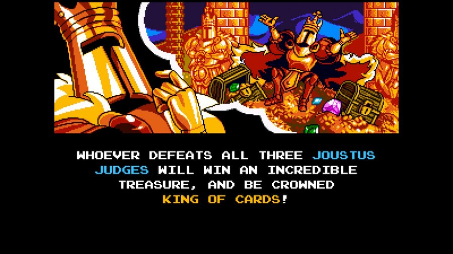 Shovel Knight: King Of Cards Review - Screenshot 4 of 5