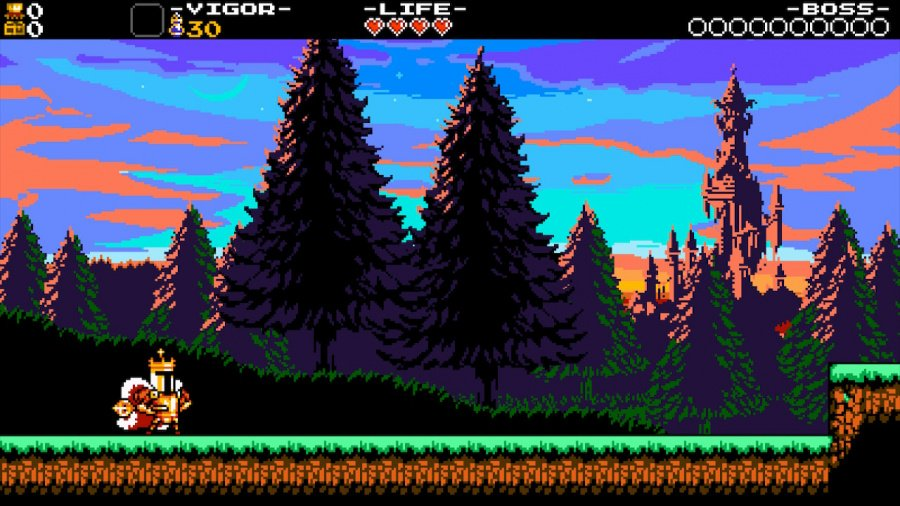 Shovel Knight: King Of Cards Review - Screenshot 3 of 5