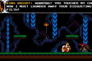 Shovel Knight: King Of Cards Screenshot
