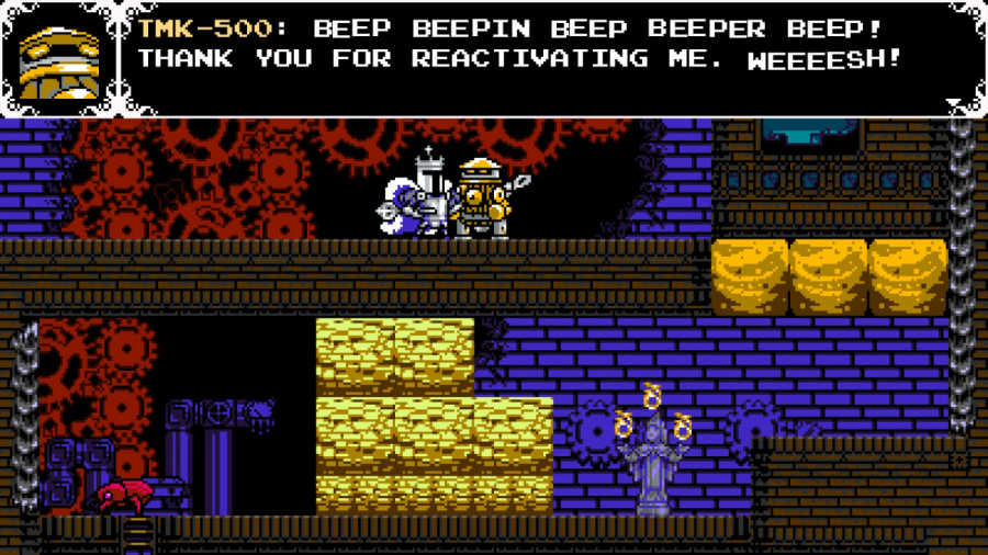 Shovel Knight: King Of Cards Review - Screenshot 1 of 5