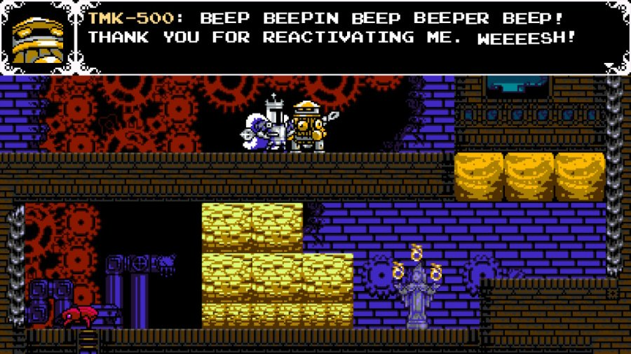 Shovel Knight: King Of Cards Review - Screenshot 2 of 5
