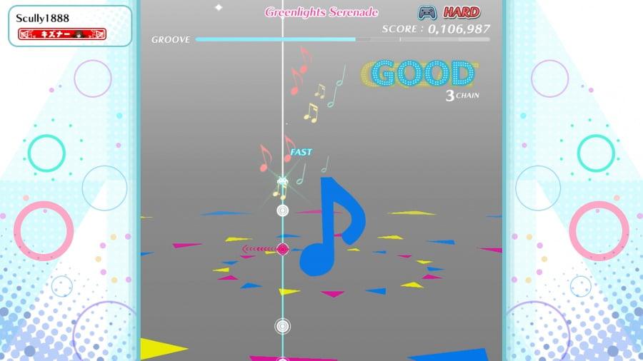 Groove Coaster Wai Wai Party!!!! Review - Screenshot 1 of 5