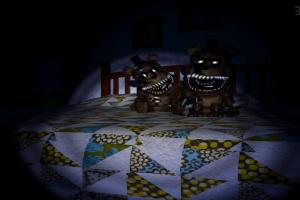 Five Nights at Freddy's 4 Screenshot
