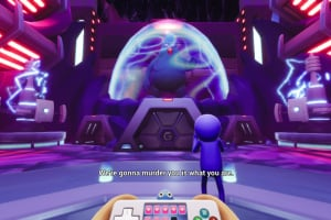 Trover Saves The Universe Screenshot