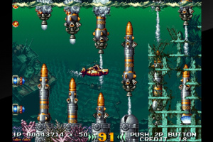 Arcade Archives In The Hunt Screenshot