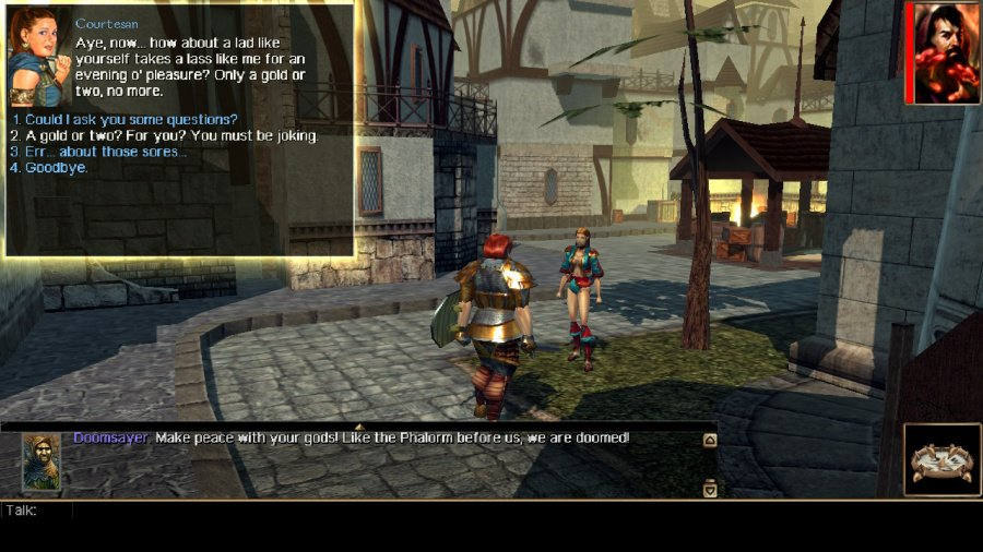 Neverwinter Nights: Enhanced Edition Review - Screenshot 1 of 6