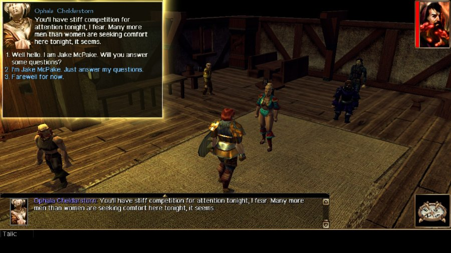 Neverwinter Nights: Enhanced Edition Review - Screenshot 2 of 6