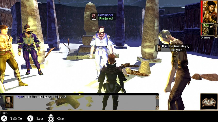 Neverwinter Nights: Enhanced Edition Review - Screenshot 5 of 6