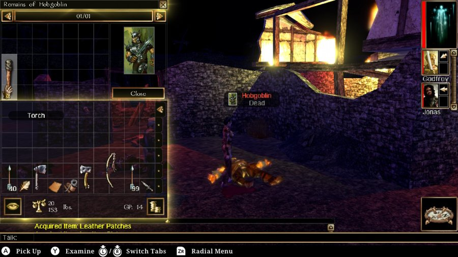 Neverwinter Nights: Enhanced Edition Review - Screenshot 4 of 6