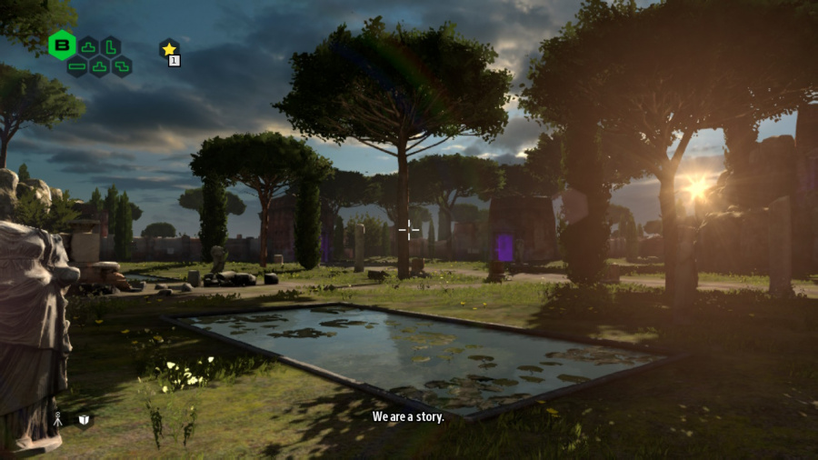 The Talos Principle: Deluxe Edition Review - Screenshot 5 of 5