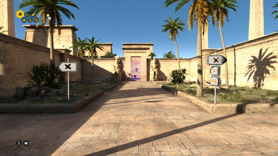 The Talos Principle: Deluxe Edition Review - Screenshot 3 of 5