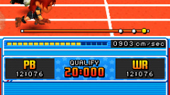 New International Track and Field Screenshot