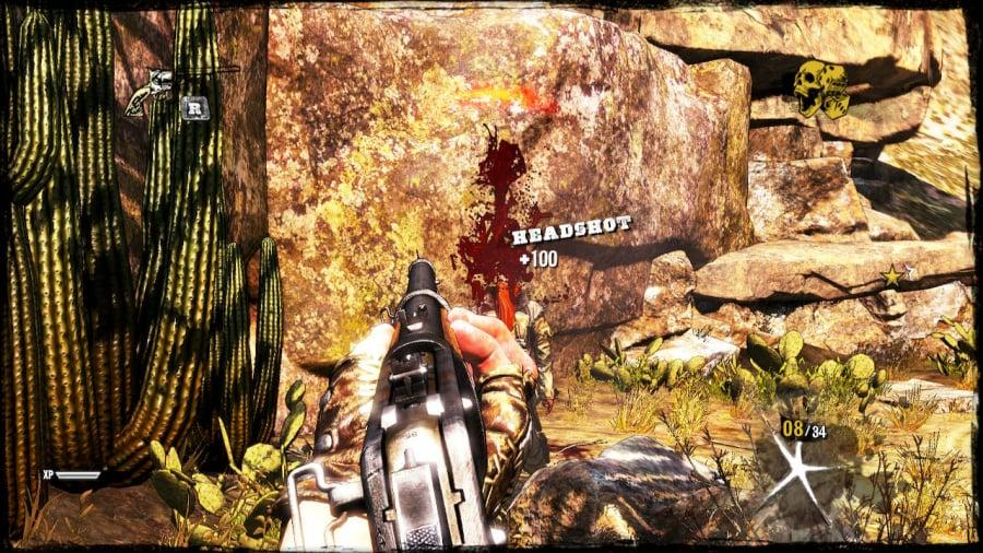 Call Of Juarez: Gunslinger Review - Screenshot 1 of 5