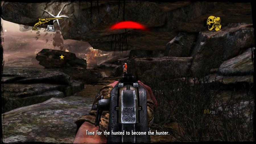 Call Of Juarez: Gunslinger Review - Screenshot 3 of 5