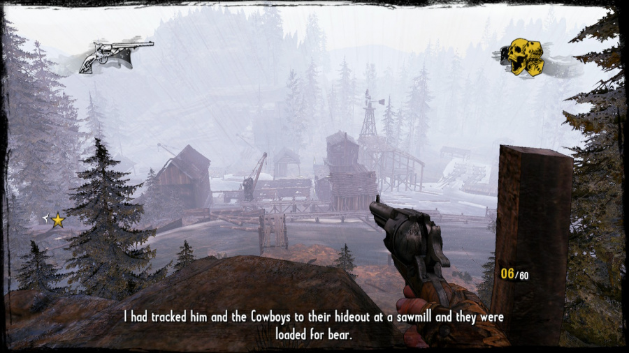 Call Of Juarez: Gunslinger Review - Screenshot 5 of 5